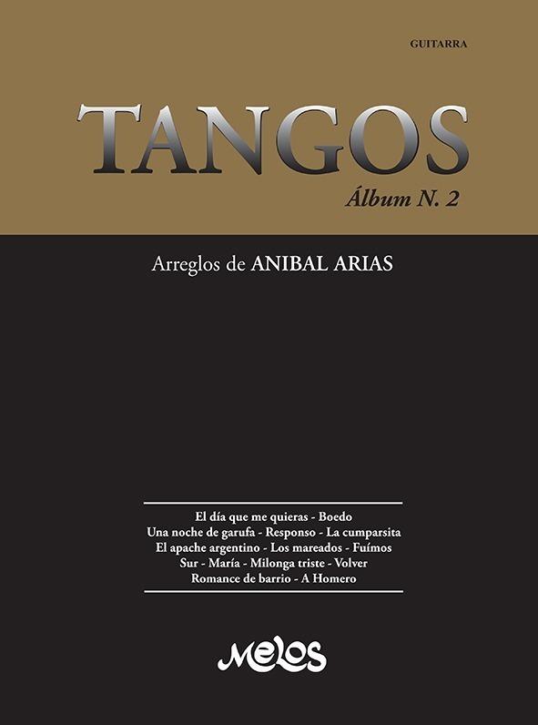 Tangos, Álbum Nº 2 Arreglos De Aníbal Arias