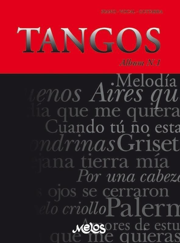 Tangos, Álbum Nº 1