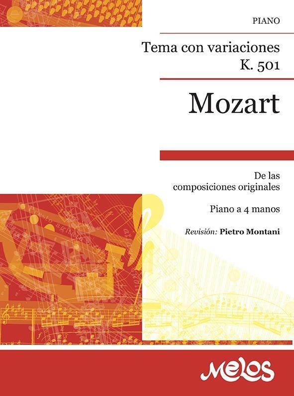 Tema Con Variaciones, K. 501