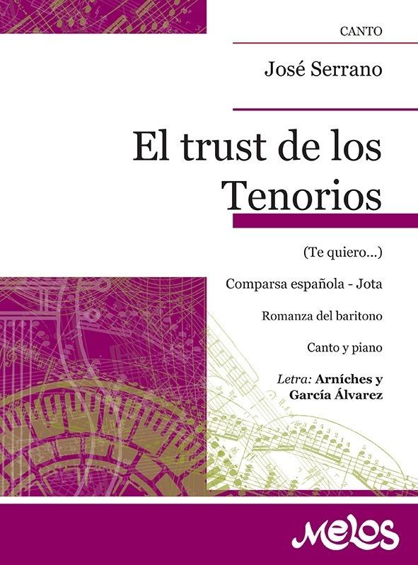 Te Quiero (de El Trust De Los Tenorios )