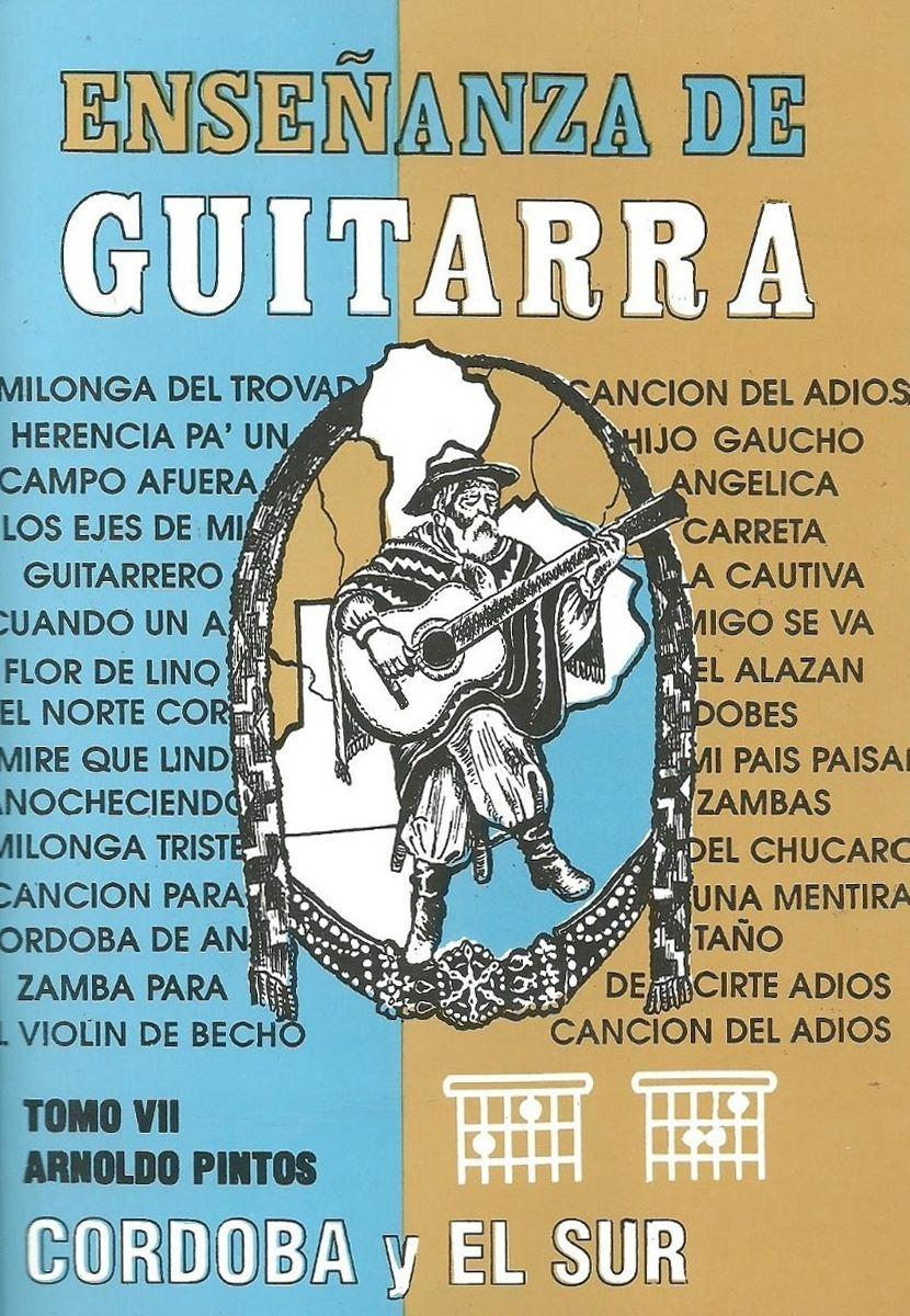 Enseñanza De Guitarra – Tomo 7