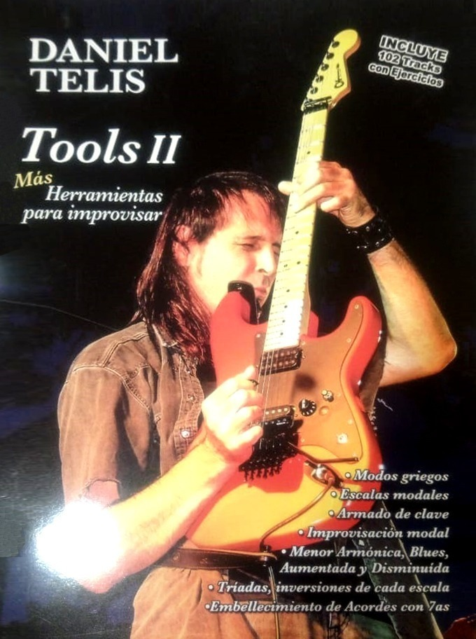 Tools Ii, Mas Herramientas Para Improvisar