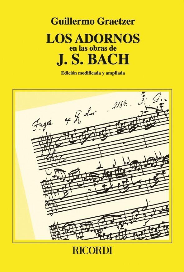 Los Adornos En Las Obras De J. S. Bach