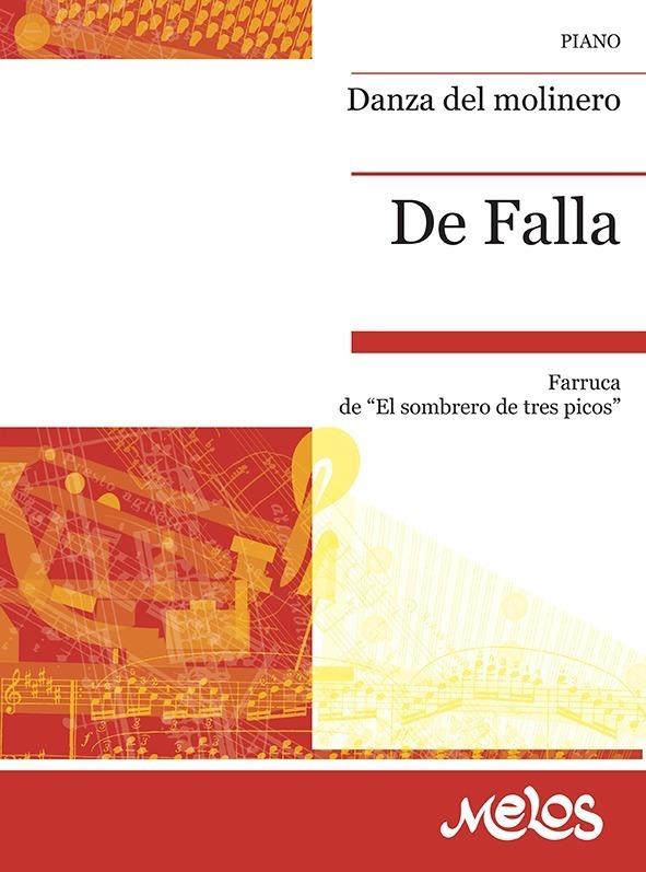 Danza Del Molinero (de El Sombrero De Tres Picos )