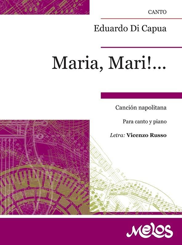 María, Mari (cancion Napolitana)