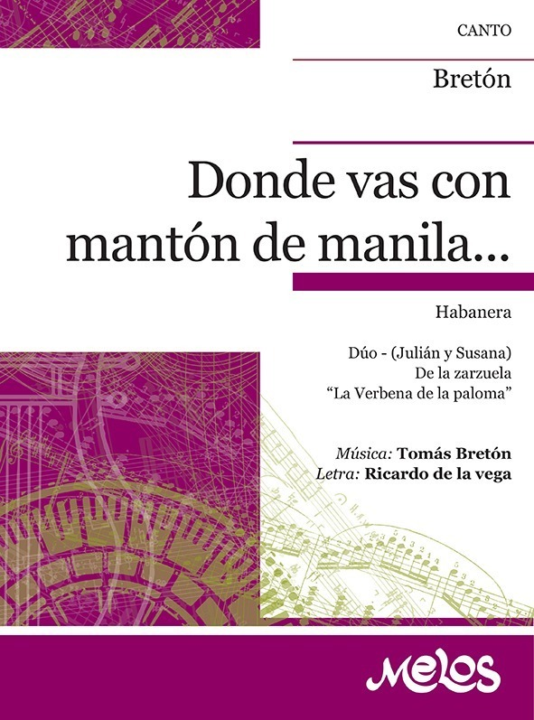 Donde Vas Con Mantón De Manila