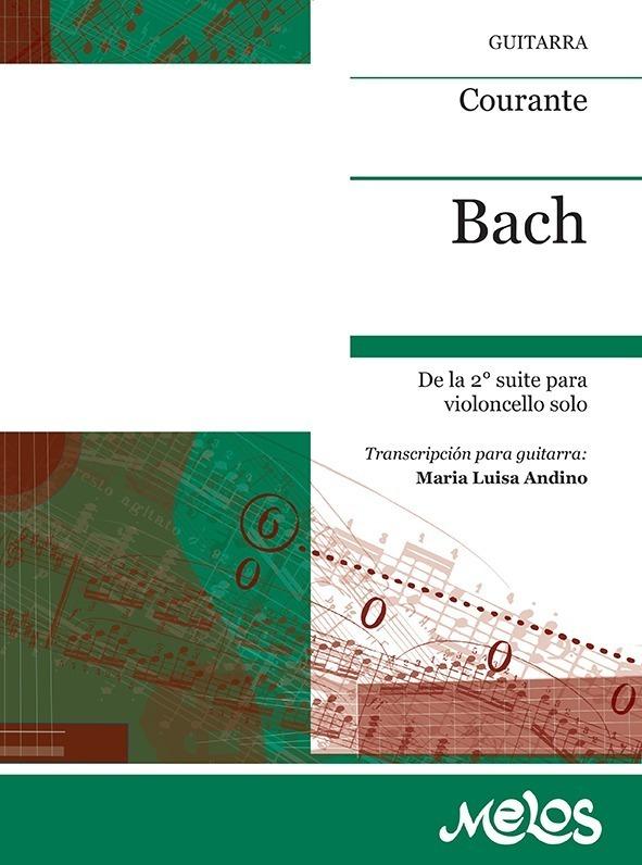 Courante (de 2ª Suite Para Violoncelo )