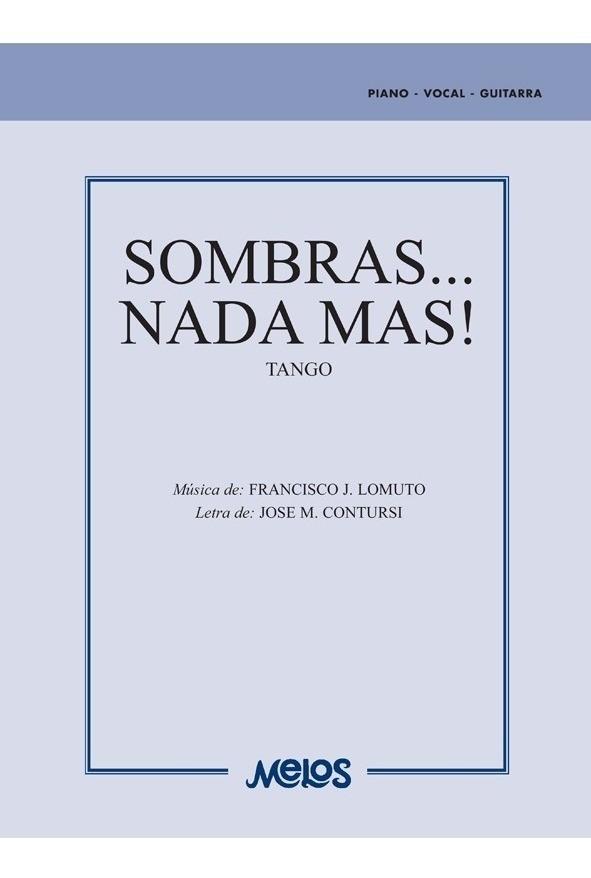 Sombras Nada Más (tango)