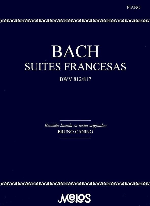 Suites Francesas, Bwv. 812/817