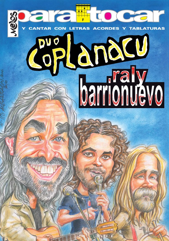 Para Tocar – Dúo Coplanacu/raly Barrionuevo