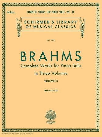 Complete Works For Piano Solo – Vol3