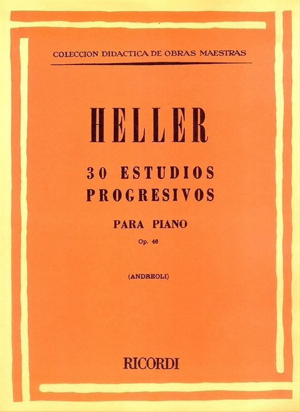 30 Estudios Progresivos, Op. 46