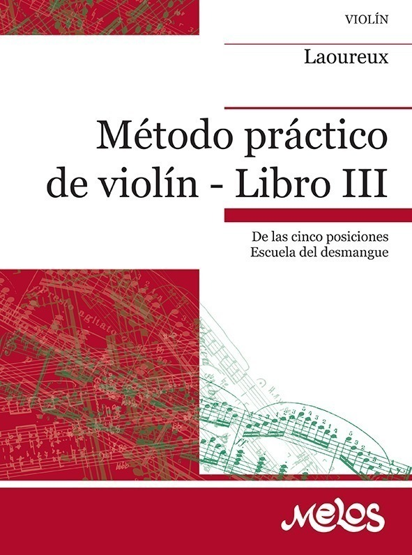 Método Práctico De Violín – Libro 3º