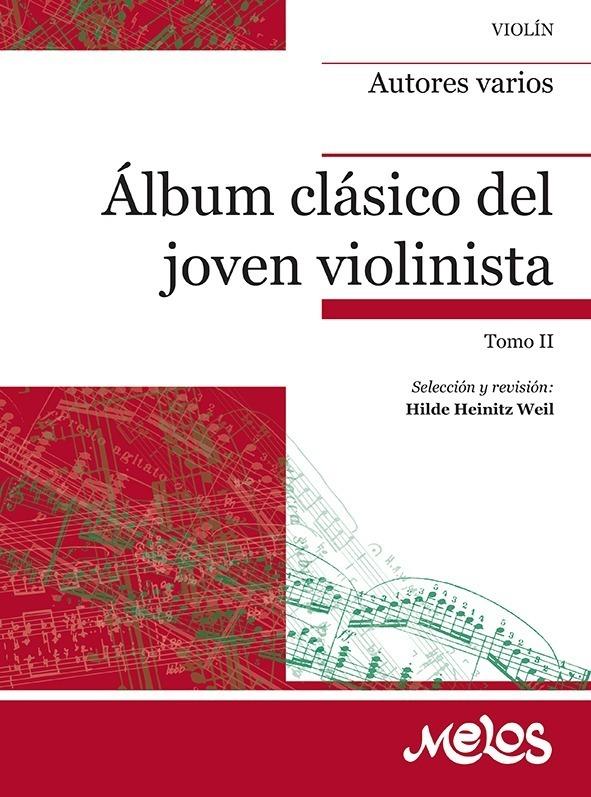 Álbum Clásico Del Joven Violinista – Tomo 2º