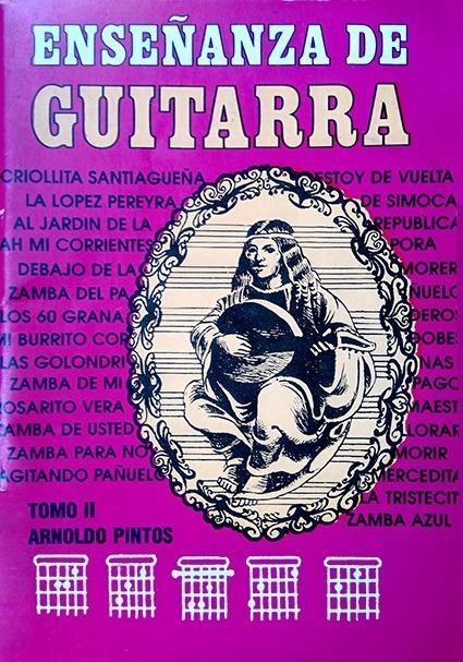 Enseñanza De Guitarra – Tomo 2