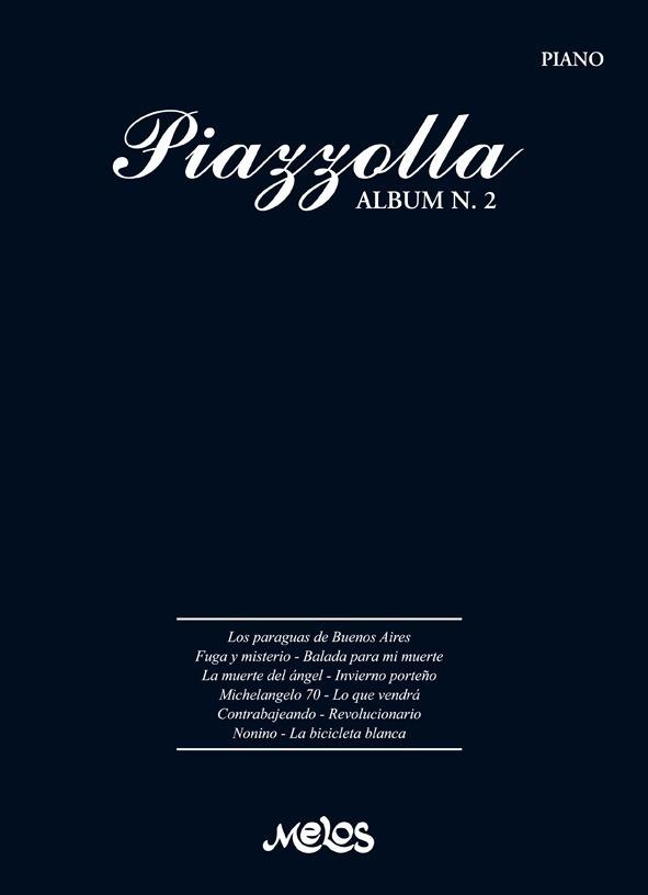 Piazzolla, Álbum Nº 2