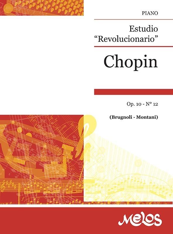 Estudio, Op. 10 Nº 12 ( Revolucionario )