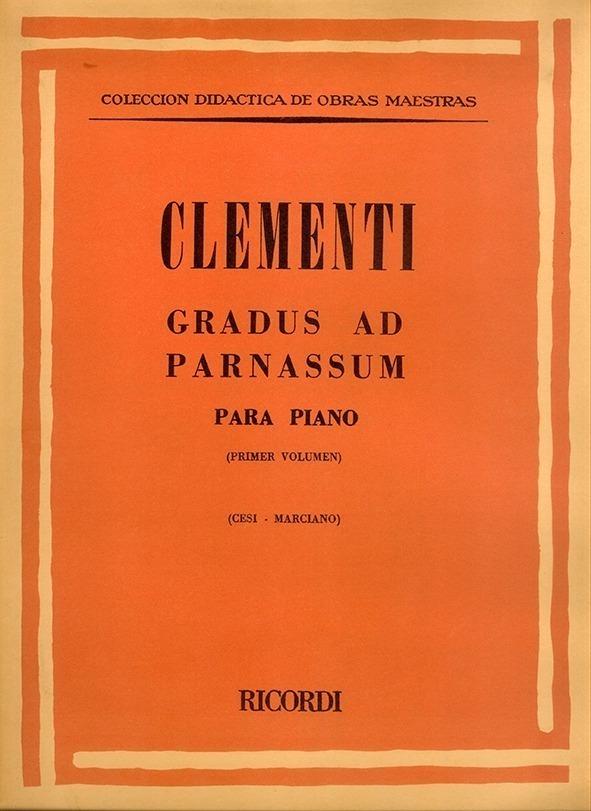 Gradus Ad Parnassum – Vol. 1º