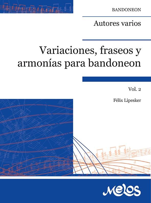 Variaciones, Fraseos Y Armonias – Vol. 2