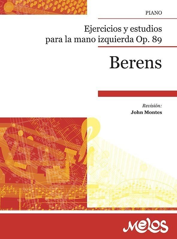 Ejercicios Y Estudios Para La Mano Izquierda, Op. 89