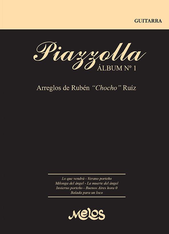 Piazzolla, Álbum Nº 1