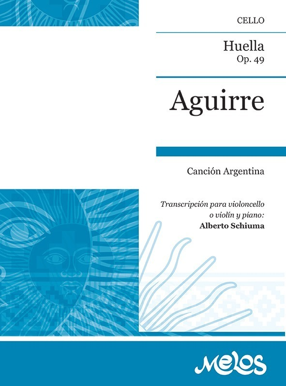 Huella, Op. 49 (canción Argentina)