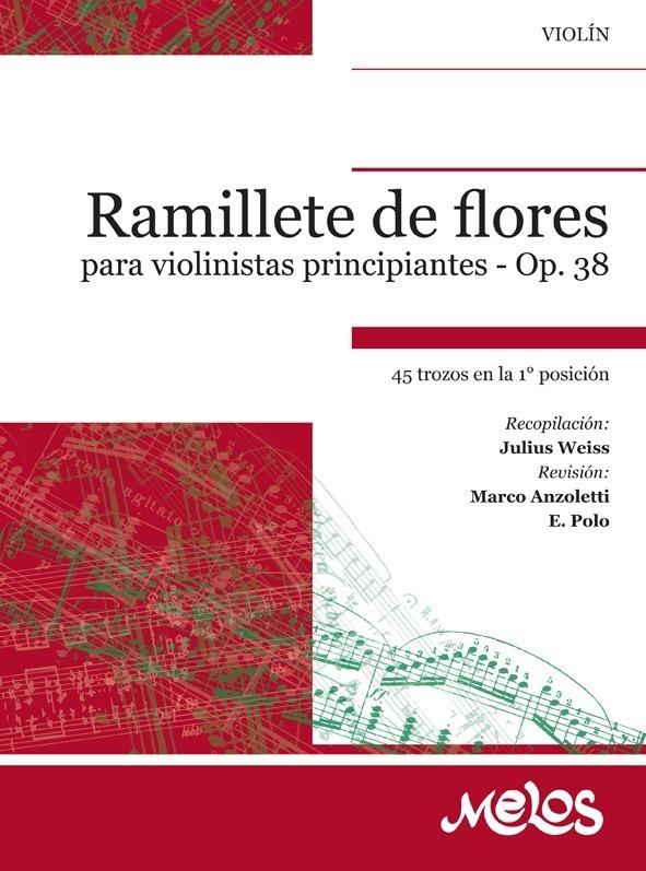 Ramillete De Flores, Op. 38