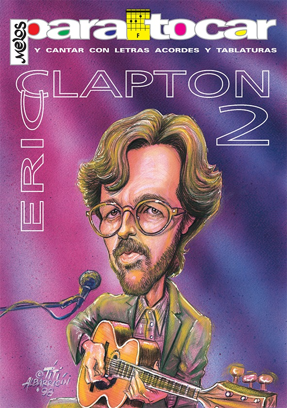 Para Tocar – Eric Clapton Nº2