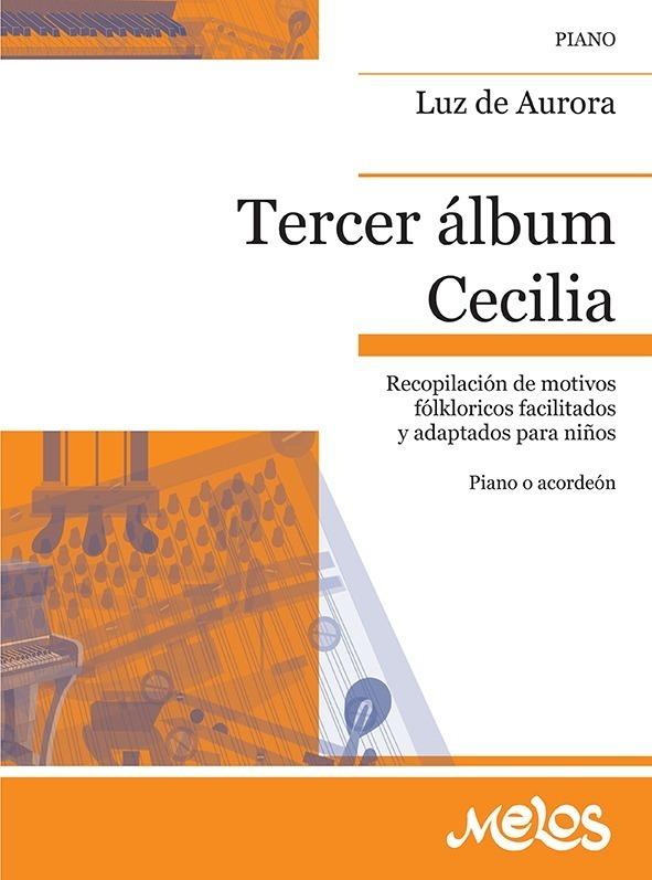 Tercer Álbum Cecilia
