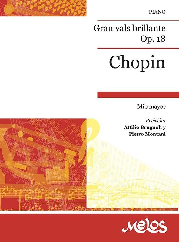 Gran Vals Brillante, Mib Mayor, Op. 18