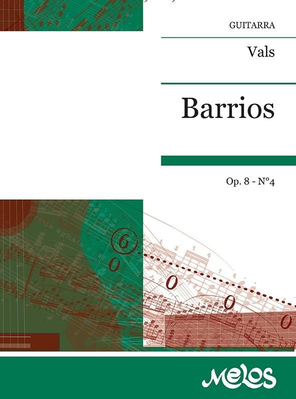 Vals, Op. 8 Nº 4