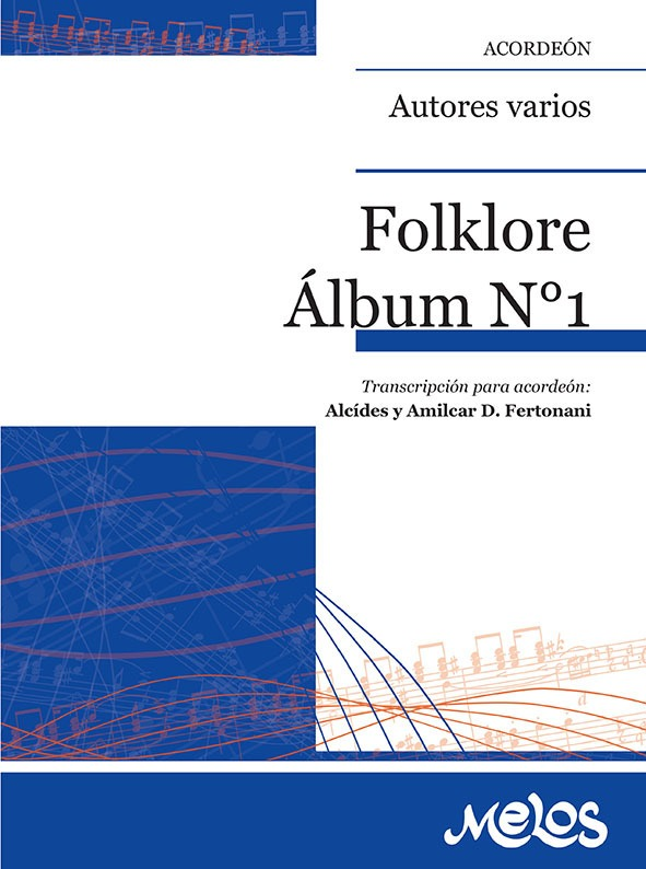 Folklore, Album Nº 1 (para Acordeón)