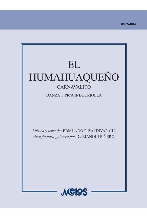 El Humahuaqueño (carnavalito)