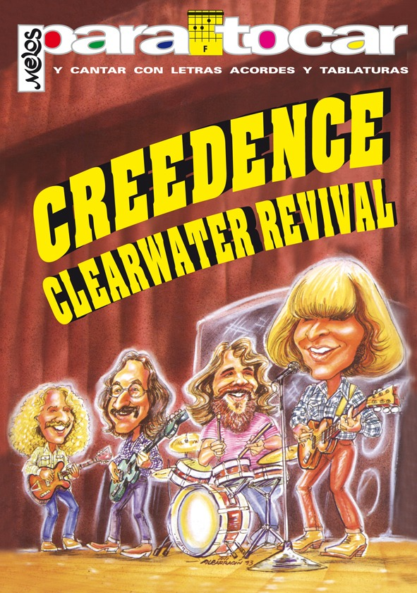 Para Tocar – Creedence Clearwater Revival