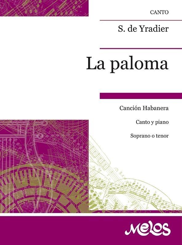 La Paloma (canción Habanera)