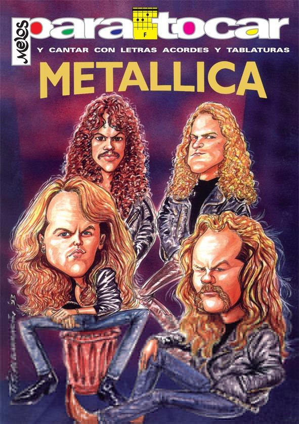 Para Tocar – Metallica