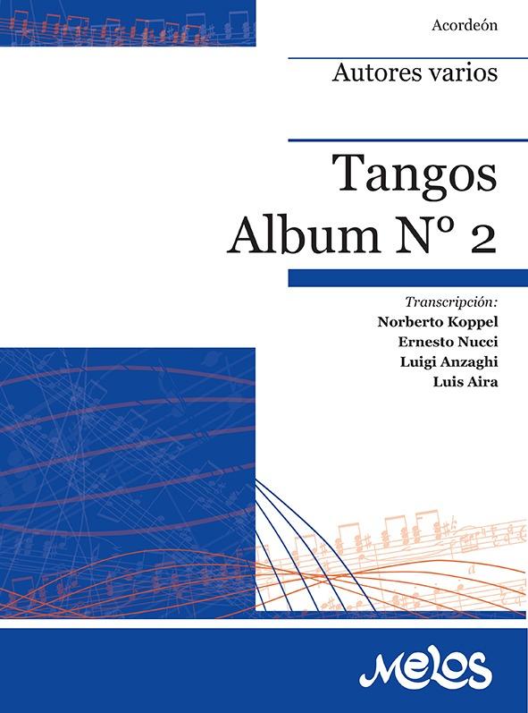 Tangos, Album Nº 2 (para Acordeón)