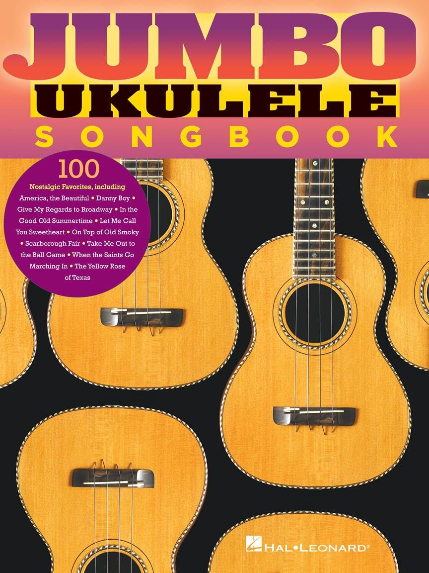 Jumbo Ukulele Songbook