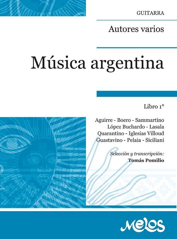 Música Argentina – Libro 1º