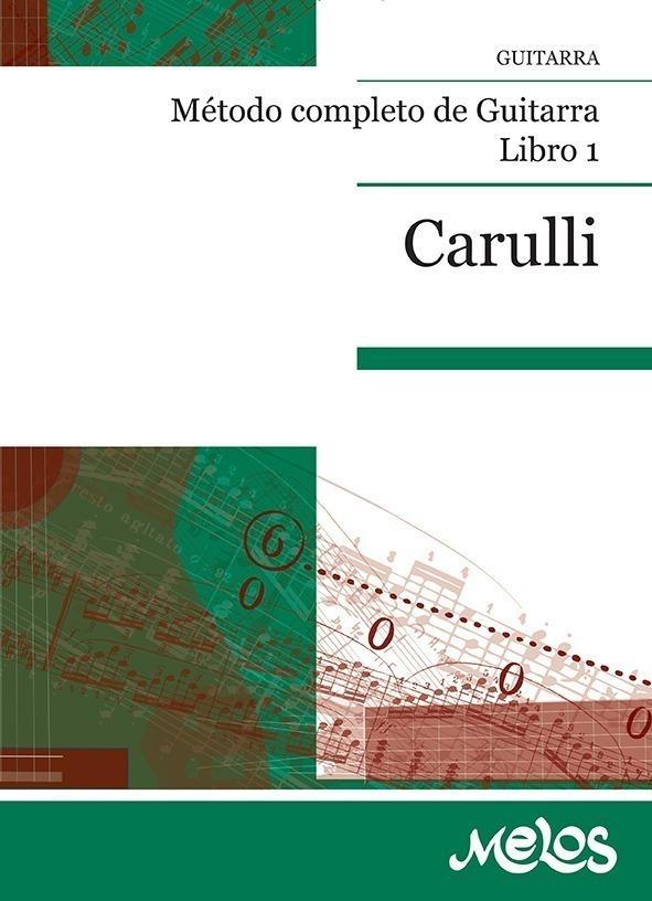 Método Completo De Guitarra – Libro 1
