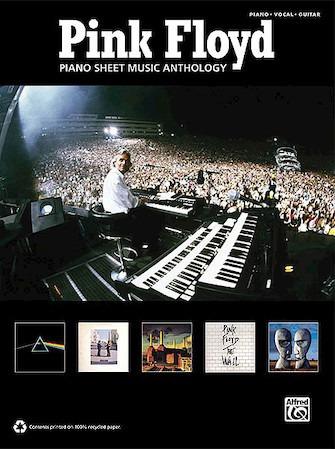Pink Floyd Piano Sheet Music Anthology
