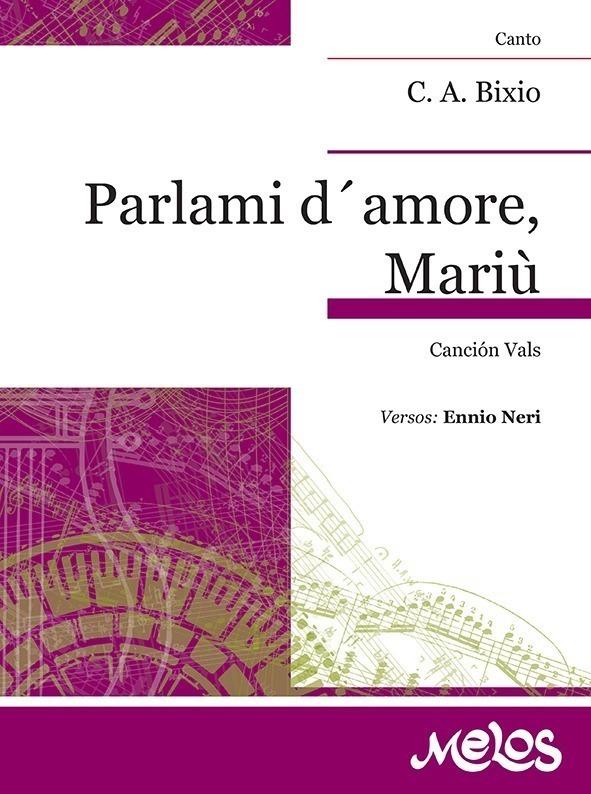 Parlami D'amore, Mariu (cancion Vals)