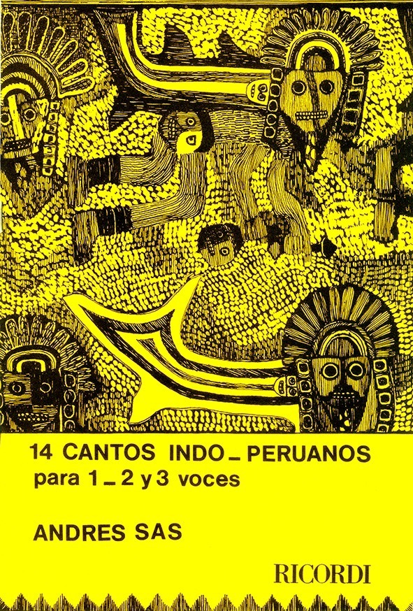14 Cantos Indo-peruanos