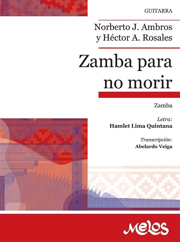 Zamba Para No Morir (zamba)