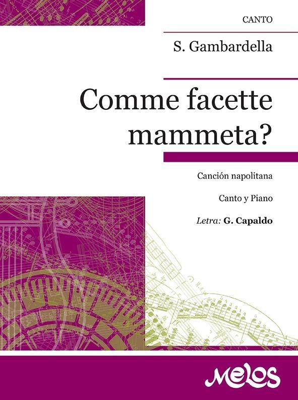 Comme Facette Mammeta (canción Napolitana)