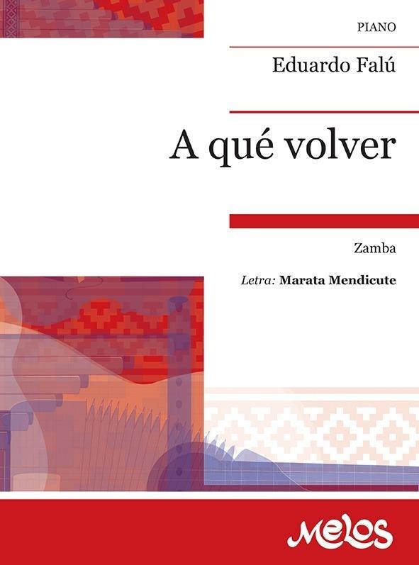 A Qué Volver (zamba)