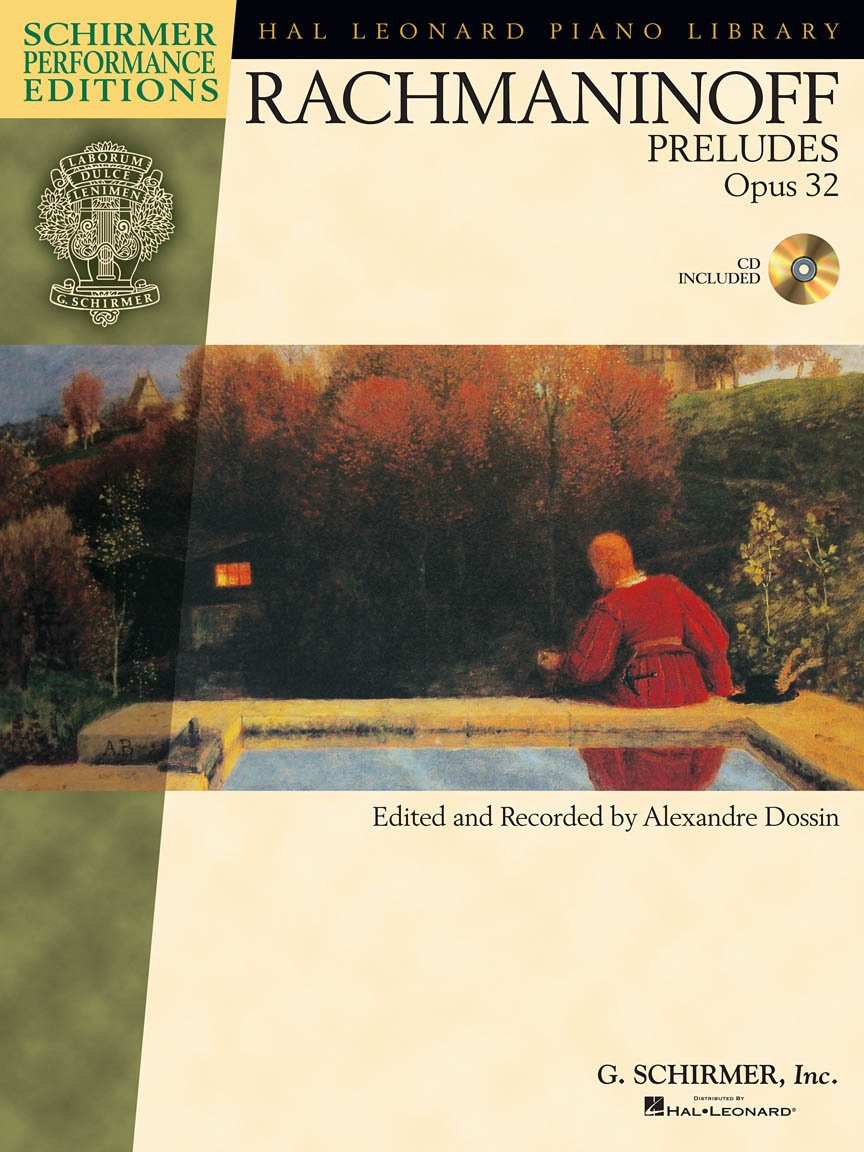 Serge Rachmaninov – Preludes, Op. 32