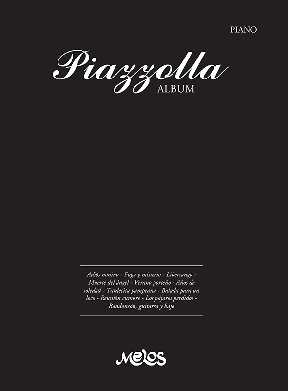 Piazzolla, Álbum