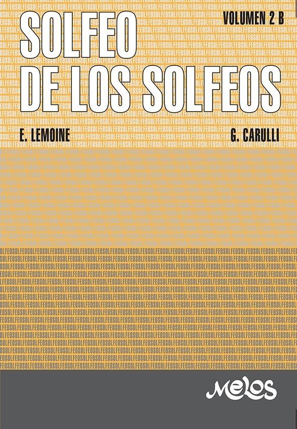 Solfeo De Los Solfeos – Vol. 2 B
