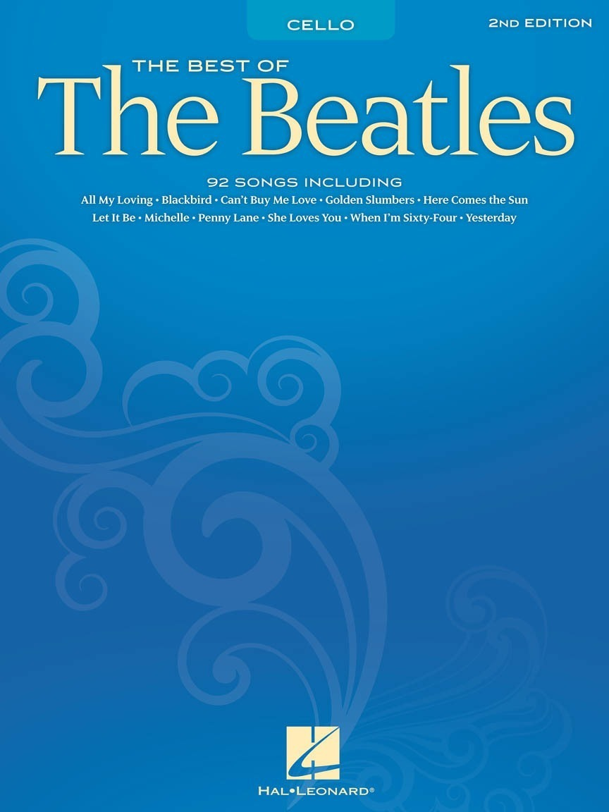 The Best Of The Beatles For Cello – 2nd Edition